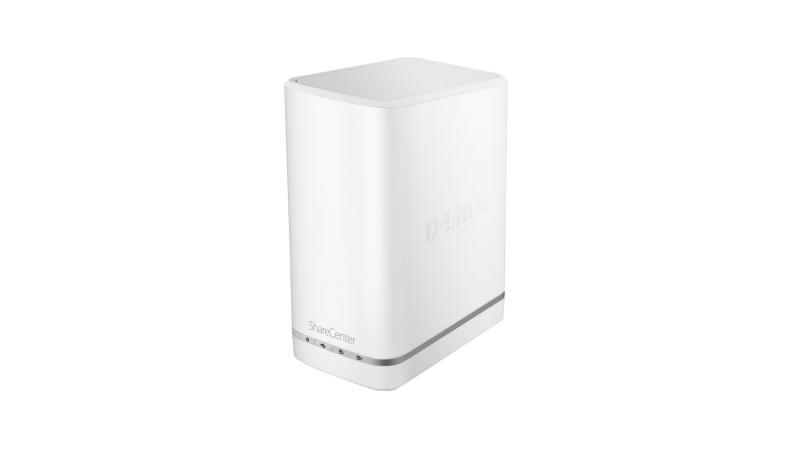 NAS D-Link, 2 Bay, NAS, ShareCenter Cloud Network Storage Enclo