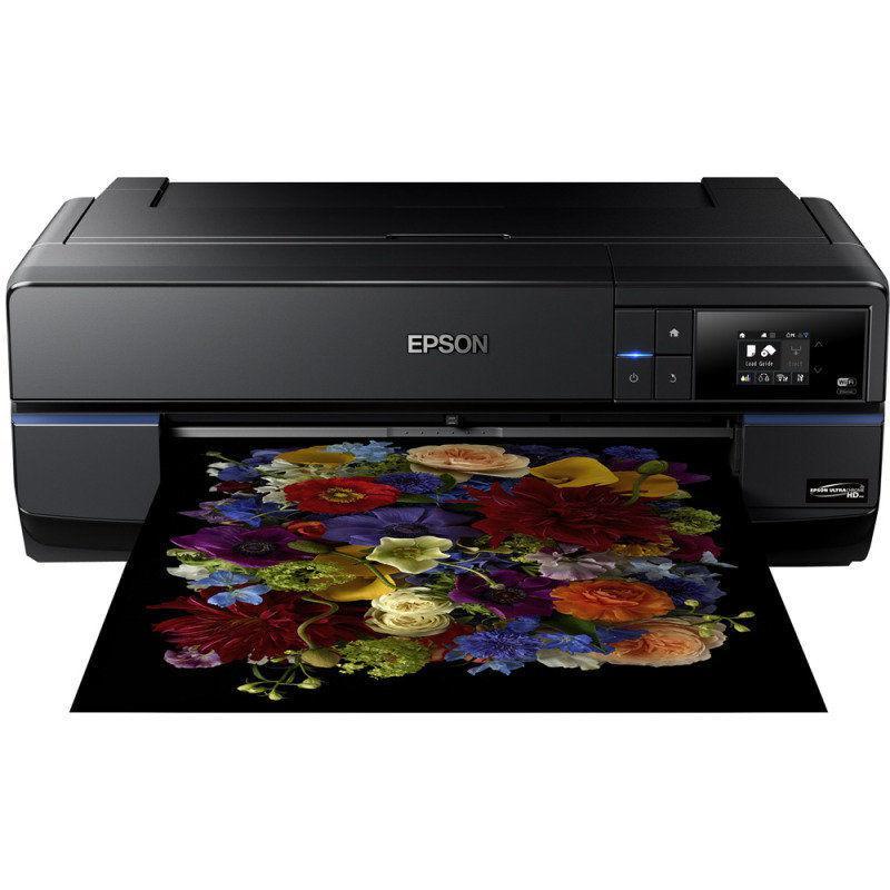 Imprimanta inkjet color Epson Surecolor P800, dimensiune A2, vi