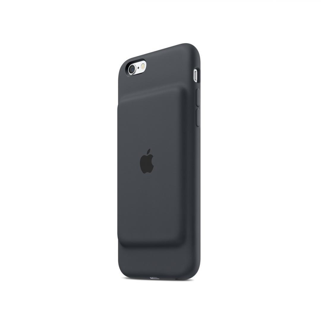 Husa Apple Smart Battery Case pentru iPhone 6/6S, Talk Time pan